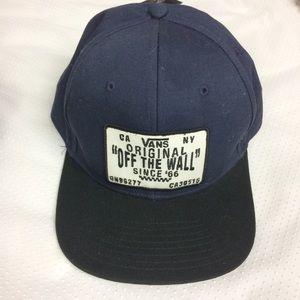 NWT Vans | Original Patch Snapback Trucker Cap Hat